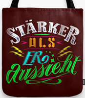 S6 Bag Lettering - Available at the Shop - Year: 2014